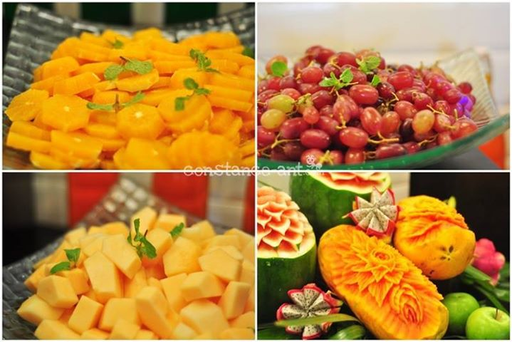 {Penang} Buffet Dinner @ Sarkies, Eastern & Oriental Hotel