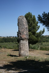 Menir do Sítio da Quinta dos Carvalhais em Antas, Penedono