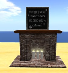 .breathe. - W.I.P. Fireplace set
