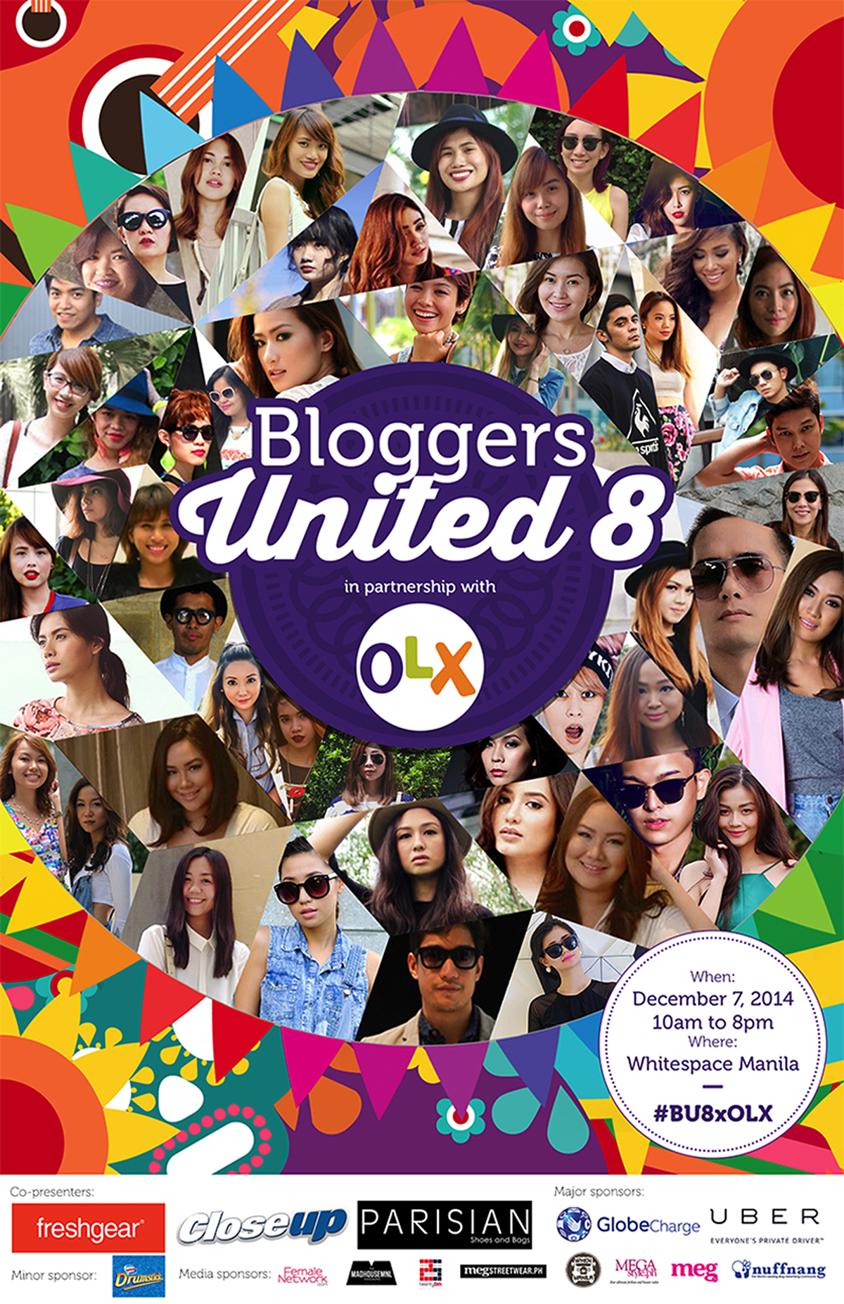 Bloggers United Trice Nagusara 03