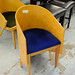 Beech shell chairs