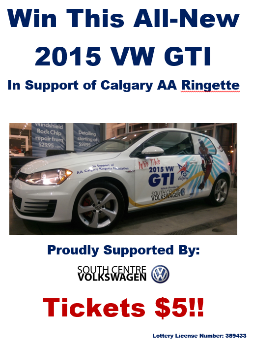 2014-15 Win This GTI