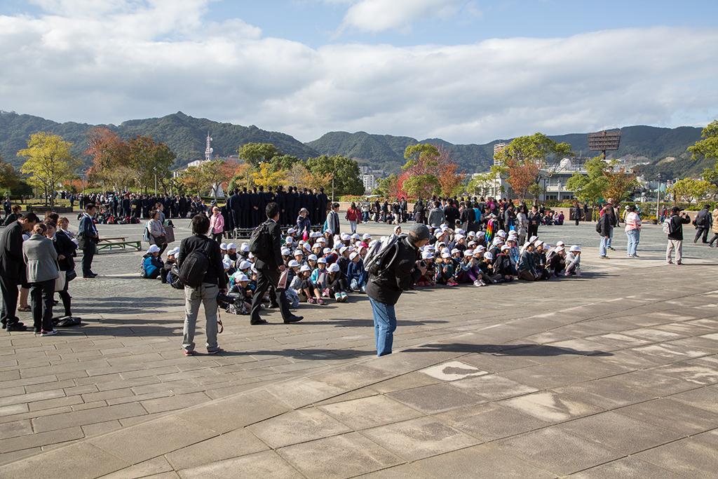 Peace Park, Nagasaki 2014-11-13