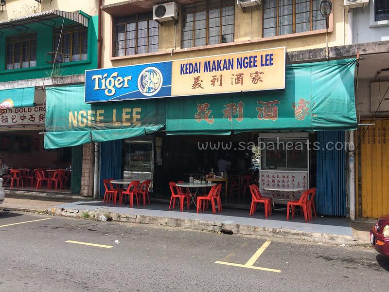 Ngee Lee Restaurant Sandakan