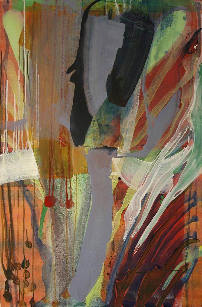Felix Bucklow Freeway I Arcylic Canvas 1200x800mm 2014