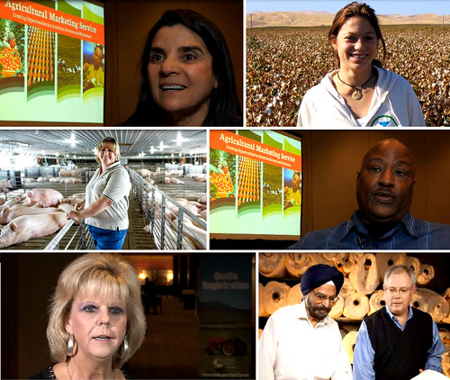 USDA is committed to bringing everyone to the table—people and organizations of different background, perspectives and opinions. Hear first-hand how important diversity is to rural America. (Click to play video)