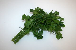05 - Zutat Petersilie / Ingredient parsley