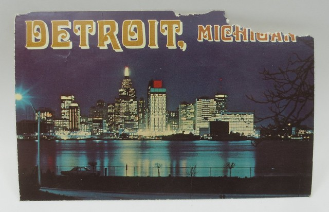 Detroit Aglow