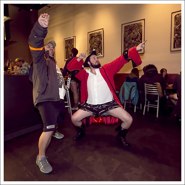 MetroLink No Pants Ride 2015-01-11 19