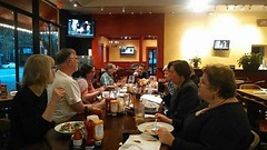 2014 New Orleans seafood and hamburger company Meetup