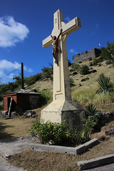 Cross at Fort Louis