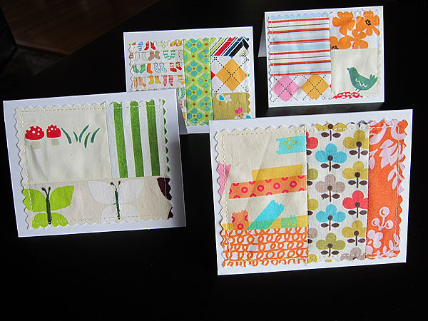 scrappy notecards