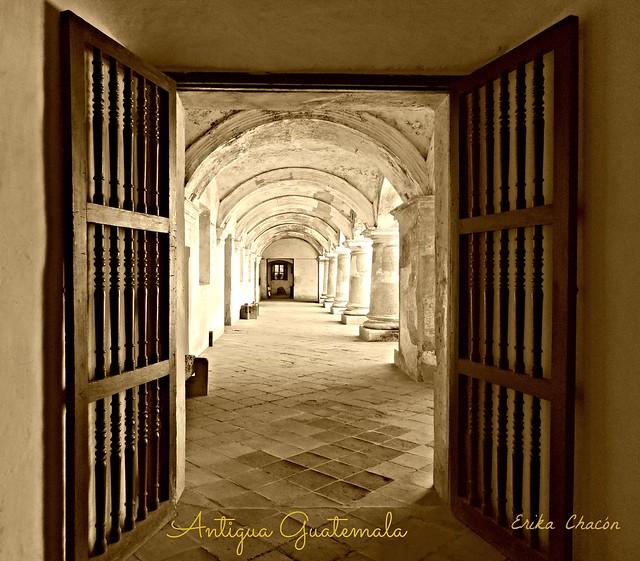 Convento de las Capuchinas, Sony DSC-W390