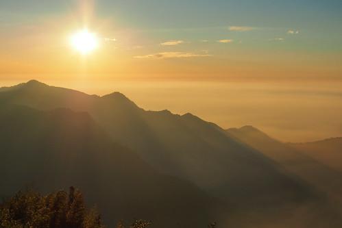 Sunset Chiayi