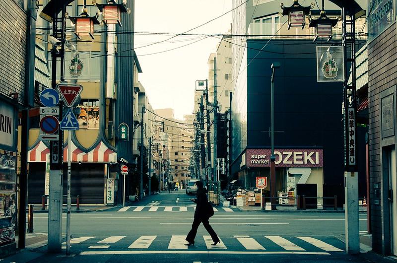 163/365: Tokyo Morning