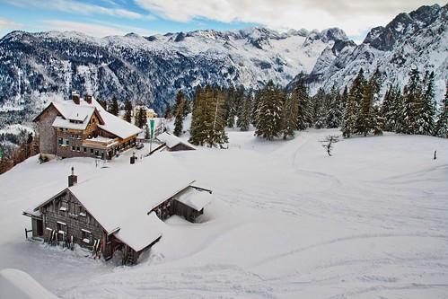 mountains alps austria österreich berge alpen gletscher dachstein oberösterreich gosau salzkammergut gosausee gosaukamm donnerkogel hintertal gablonzerhütte