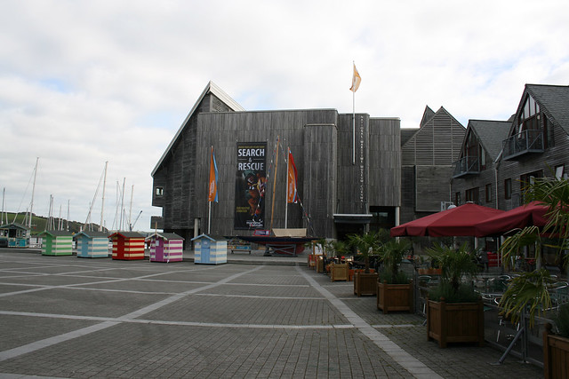 The National Maritime Museum, Falmouth