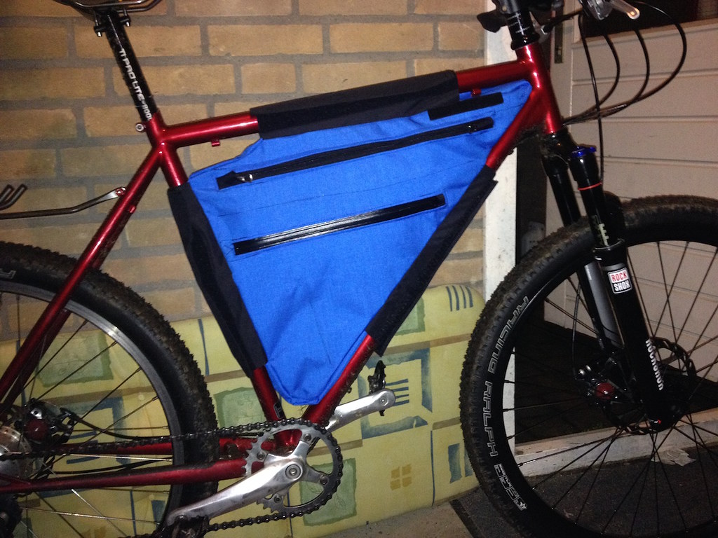 DIY frame bag