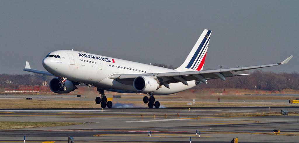 F-GZCG - A332 - Air France