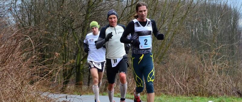 Orálek triumfoval pošesté v řadě na maratonu v Třebovicích