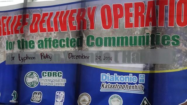 DKH helps fisherfolk in Kawit, Medellin, Cebu affected by TS Ruby