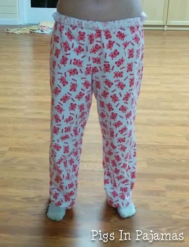 Pigs in Pajamas in Pig Pajamas!!!
