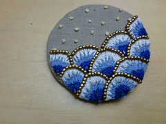 broche night stars