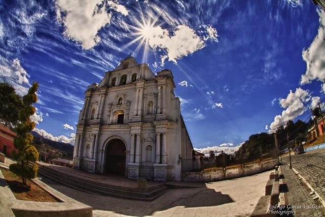 Templo Mayor San Cristobal Totonicapan, Guatemala