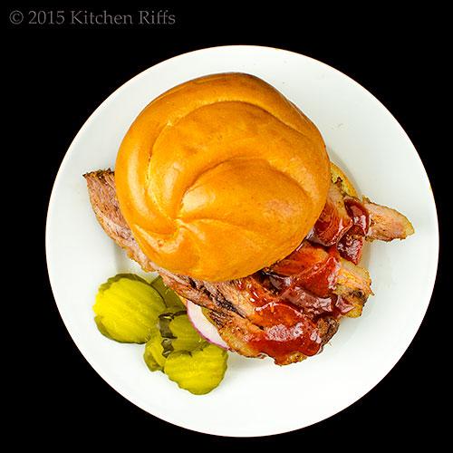 Oven Slow-Cooked BBQ Beef Brisket