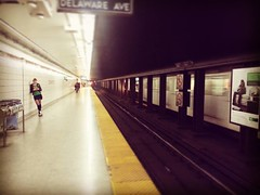 Ossington #TTC station. #subway #toronto