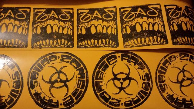new zas prints