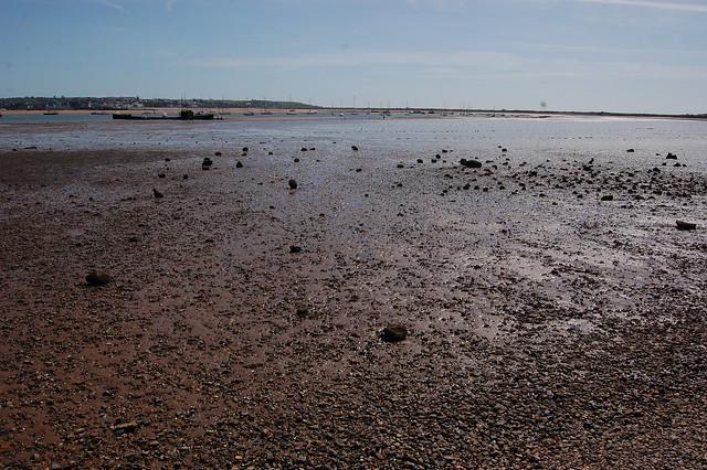 Beach at Starcross - 2