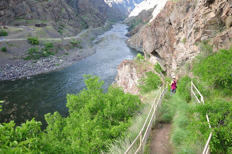 Deep Creek Stairway