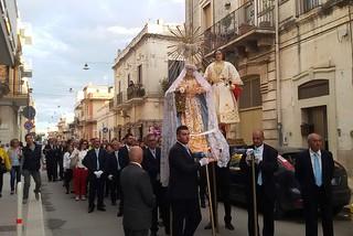 Noicattaro. Festa dell'Annunziata 2016 front