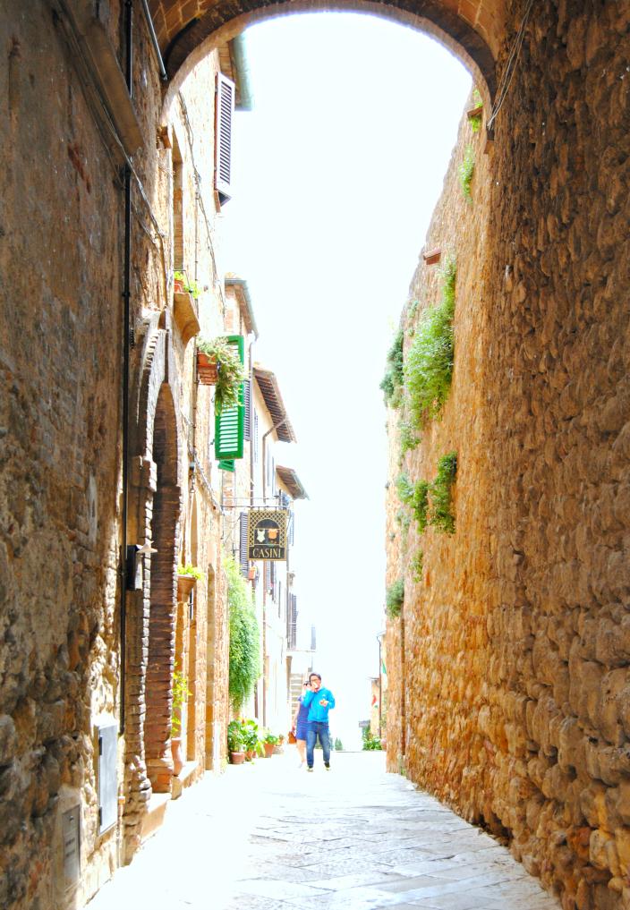 Pienza_Tuscany, Itay (003)