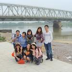 Hàm Rồng Bridge.
