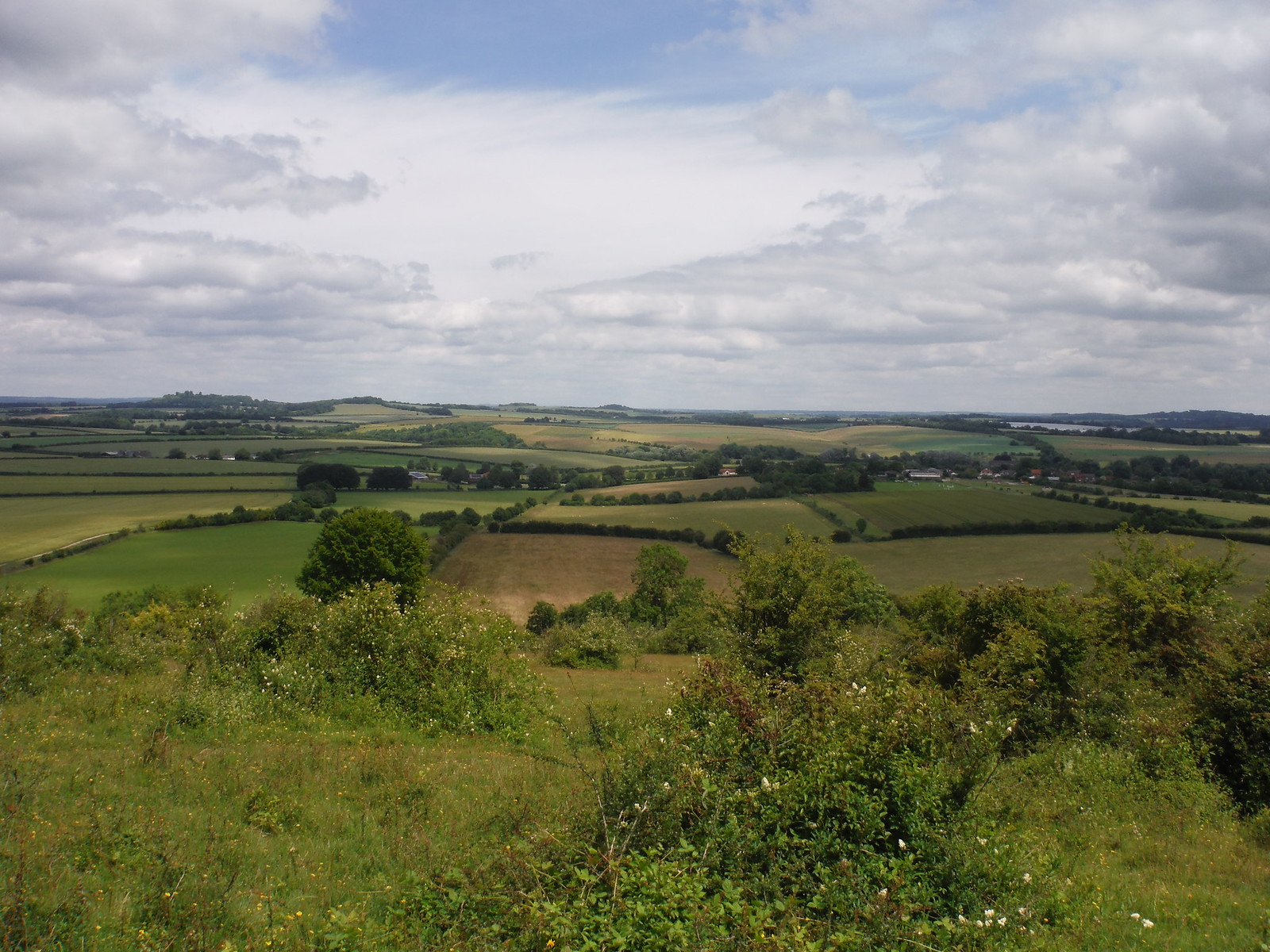 Wallop Brook Valley SWC Walk 265 - Dean to Mottisfont & Dunbridge