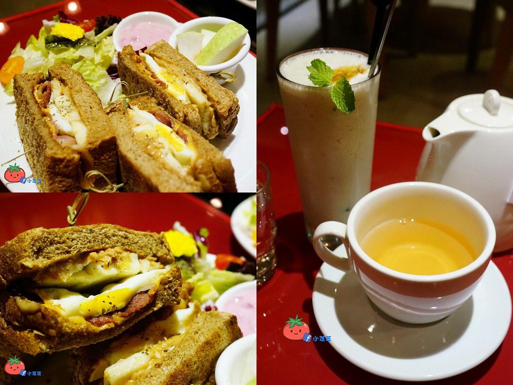 東區下午茶 早午餐 花徑開