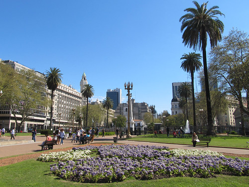 Buenos Aires: la Plaza de Mayo