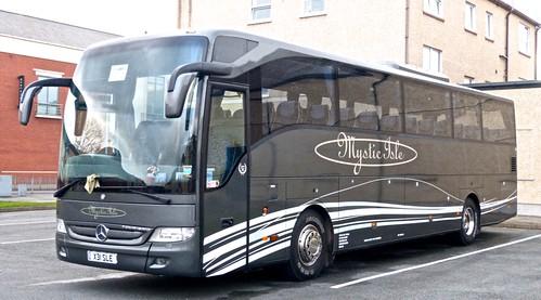 X31 SLE 'Mystic Isle' Mercedes-Benz Tourismo on 'Dennis Basfords railsroadsrunways.blogspot.co.uk'