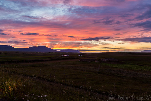 norðurlandvestra islândia is