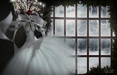 White Christmas Horror - Ghost of Christmas Past