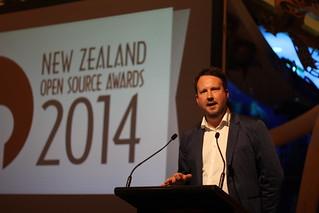 2014 New Zealand Open Source Awards