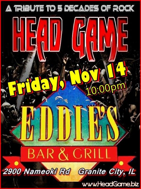 Head Game 11-14-14