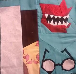 Quilt#3 multi fandom #fandominstitches