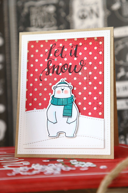 cool day {mft stamps}