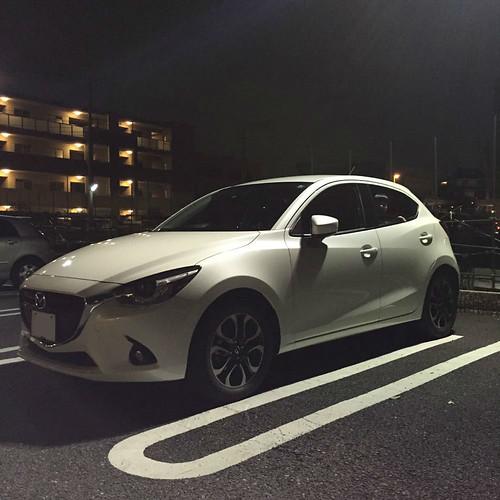 DJ5FS Mazda2 DEMIO