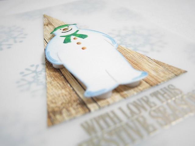 The Snowman (detail)