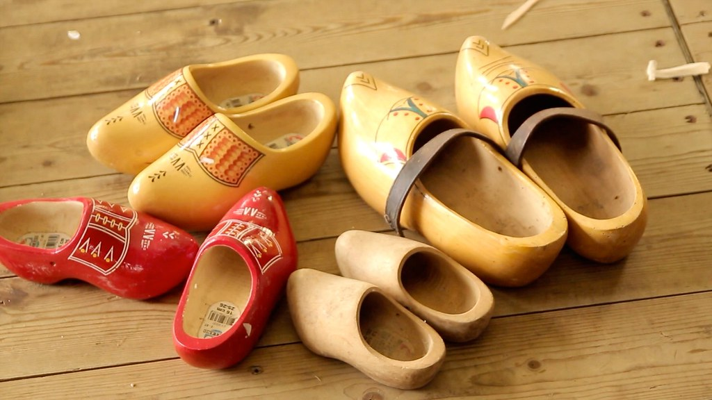 Wooden Shoes • The Dutch Clog Museum • Eelde - The Netherlands - 5