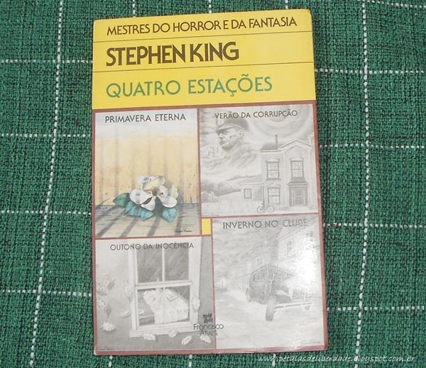 Primavera eterna, Stephen King, livro